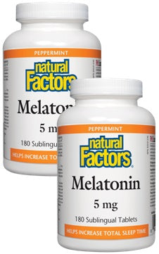 Melatonin 5mg SHRINK DUO