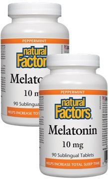 Melatonin 10mg SHRINK DUO