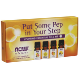 Put Some Pep In Your Step Essential Oils Set