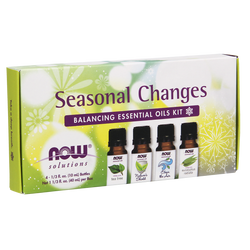 Seasonal Changes Essential Oils Set