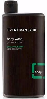 Men's Body Wash - Eucalyptus Mint