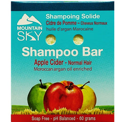 Apple Cider (Vinegar) Shampoo Bar