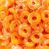SmartSweets Peach Rings - No Sugar Added, Vegan