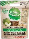 GORP Energy Bar Ready Mix Peanut Butter & Apple