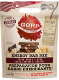 GORP Energy Bar Ready Mix Cocoa, Hemp & Almond