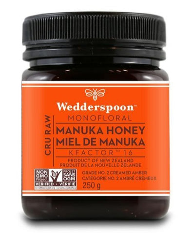 Raw Manuka Honey - KFACTOR 16 - 250g