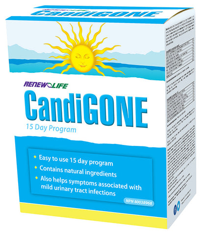 CandiGONE Cleanse Kit