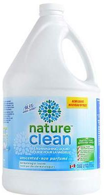 Natural Dish Liquid Sensitive Skin - 3.63L