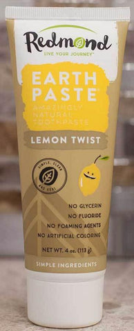 Earthpaste Lemon Twist Toothpaste