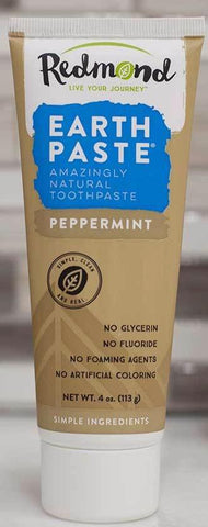 Earthpaste Peppermint Toothpaste