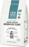 Sprouted Brown Rice Flour (GF) (ORG)