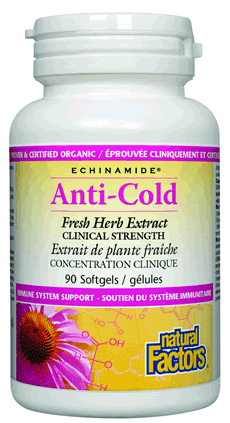 Echinamide® Anti-Cold Fresh Herb Softgels