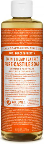 Castile Liquid Soap - Tea Tree