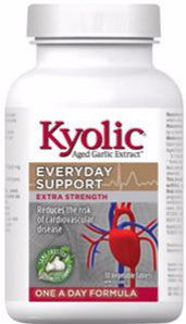 Kyolic Garlic Everyday Support Extra Strength