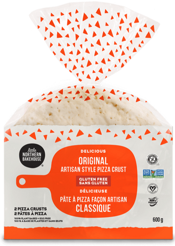 Pizza Crusts, Artisan Original (GF) *FROZEN*