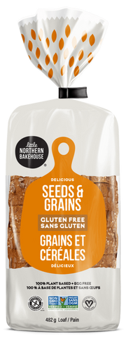 Bread, Seeds & Grains (GF) *FROZEN*