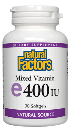 Vitamin E Mixed 400iu 90 Softgels