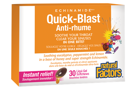 Echinamide® Quick-Blast Liquid-Gel Chews
