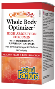 Curcumin Rich™ Whole Body Optimizer