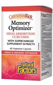 Curcumin Rich™ Memory Optimizer