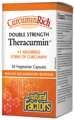 Curcumin Rich™ Theracurmin™ Double Strength 30s