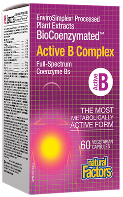 Active B Complex BioCoenzymated™