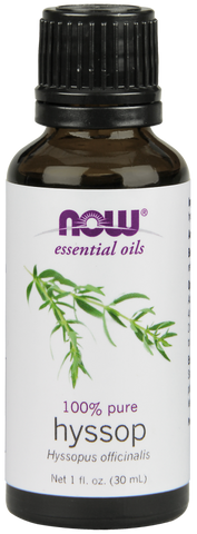 Hyssop Oil 100% Pure SPECIAL ORDER ITEM