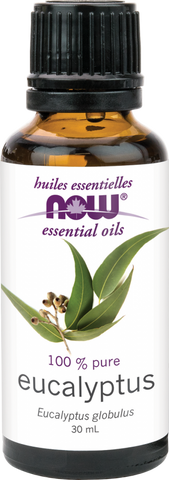 Eucalyptus Oil 100% Pure