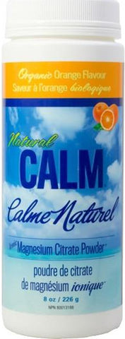 Natural Calm Orange - Magnesium Citrate Powder