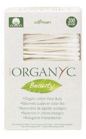 OrganYc Cotton Swabs
