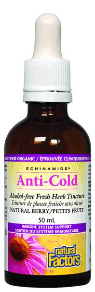 Echinamide® Anti-Cold Tincture, Alcohol-free