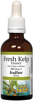 Fresh Kelp Extract