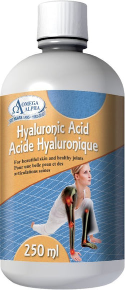 Omega Alpha Hyaluronic Acid 250ml