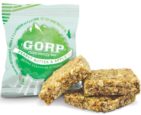 GORP Bars Peanut Butter & Apple