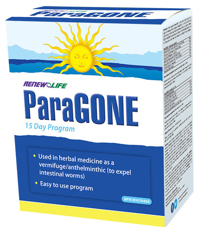 ParaGONE Cleanse Kit