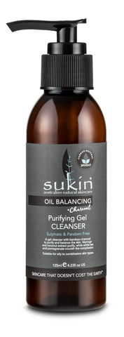 Oil Balancing Purifying Gel Facial Cleanser
