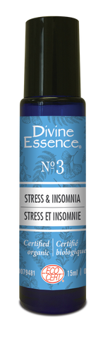 Stress & Insomnia Aromatherapy Roll-On