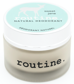 Routine Cream Deodorant Sweet Jane 58g