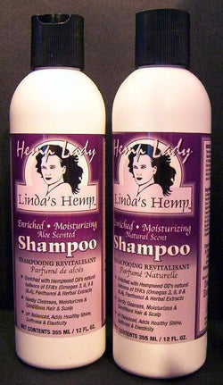 Hemp Enriched Shampoo