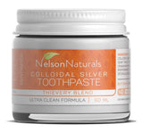 "Nelson Naturals Citrus Spice ""Thieves"" Blend Toothpaste - 60ml"