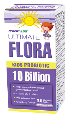 Ultimate Flora Kids - 10 Billion