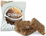 GORP Bars Ginger Snap & Apple