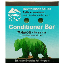 Wildwoods Hair Conditioner Bar