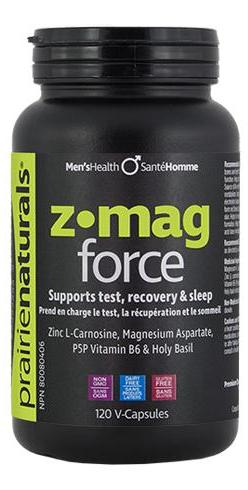 Z-Mag Force Boost Performance & Recovery for Men