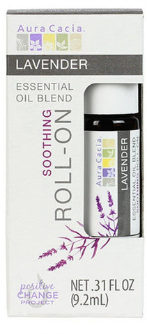 Lavender Essential Oil Blend Soothing Roll-On
