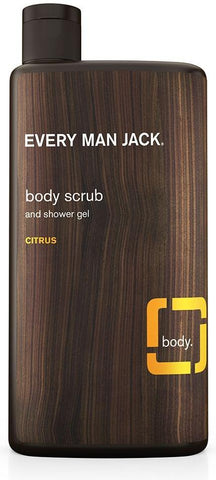 Men's Body Scrub - Citrus
