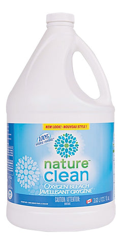 Oxygen Liquid Bleach