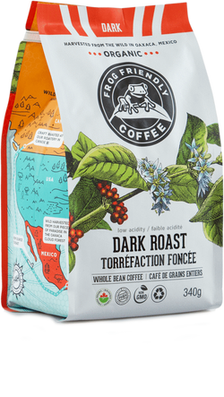 Frog Friendly Coffee Dark Roast