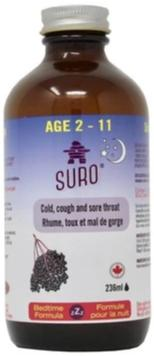 Organic Elderberry Nighttime Syrup (KIDS)