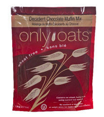 Only Oats™ Decadent Chocolate Muffin Mix (GF)